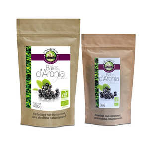 Ethnoscience - Organic Aronia Berries