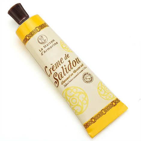 La Maison d'Armorine - Tube de Salidou, crème de caramel au beurre salé