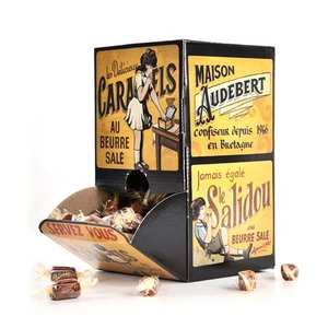 La Maison d'Armorine - Salted Butter Caramels from Brittany - Collector's box - 1kg