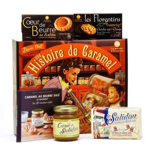 La Maison d'Armorine - Salidou tasting box