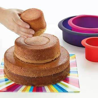 Lékué - Kit pour préparation de Gâteau surprise