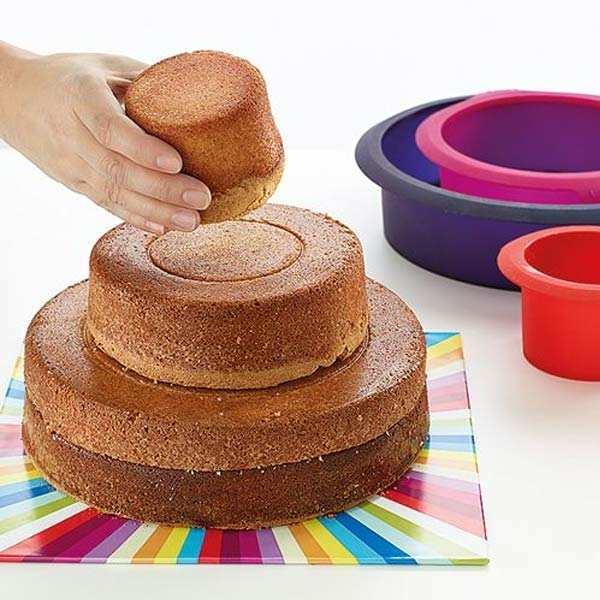 Kit pour préparation de Gâteau surprise