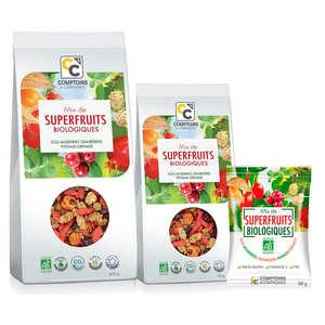 Comptoirs et Compagnies - Organic Superfruits mix