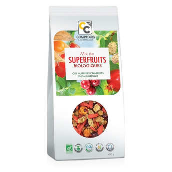 Comptoirs et Compagnies - Organic Superfruits mix