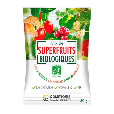 Comptoirs et Compagnies - Mix superfruits bio
