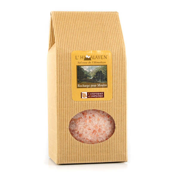 Himalayan Pink Salt Refill