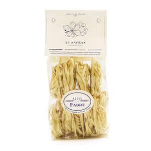 Pâtes Fabre - Saffron pasta