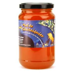 L'Arc en miel - Chesnut tree honey from Aveyron district