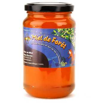 L'Arc en miel - Forest honey from Aveyron district