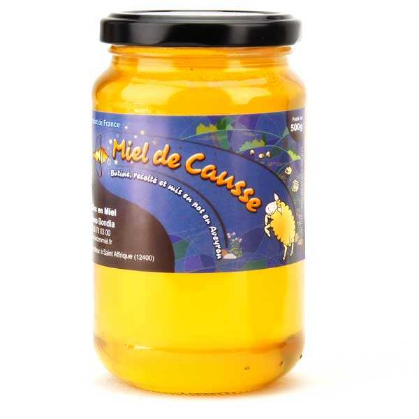 """""""Causse"""" honey from Aveyron district"""