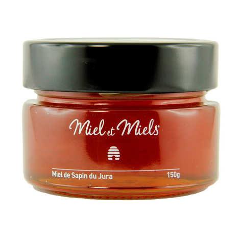 Miel et Miels - Fir Honey From Jura - France