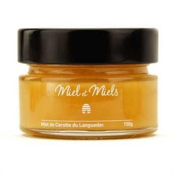 Miel et Miels - Miel de carotte du Languedoc
