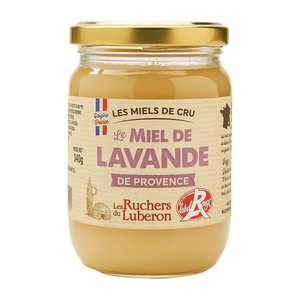 Miel et une tentations - Miel de lavande des Alpes de Haute Provence Label Rouge