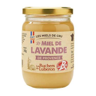 Miel de lavande des Alpes de Haute Provence Label Rouge
