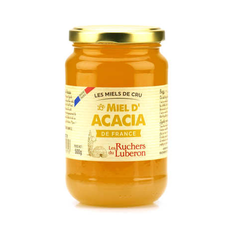 Miel et une tentations - Acacia Honey from France