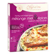 Miel et une tentations - Honey mixture Moroccan culinary flavor