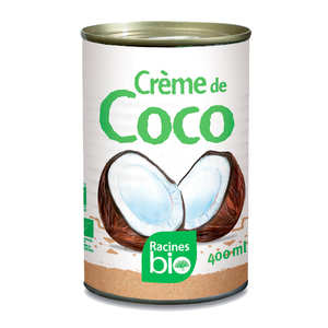 Racines - Coconut cream.