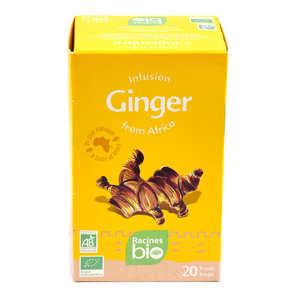Racines - African Organic Ginger herbal tea