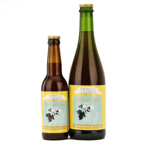 Les brasseurs de la Jonte - Bière Lupuline de Lozère - Blonde 5.5%
