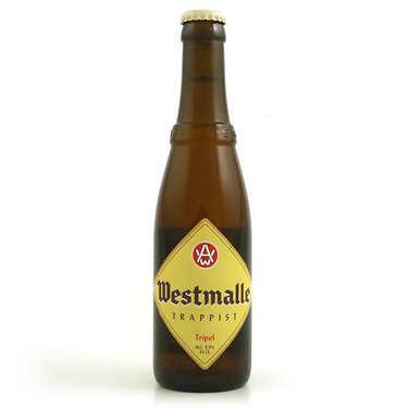 Westmalle Trappist Trippel - bière belge - 9,5%