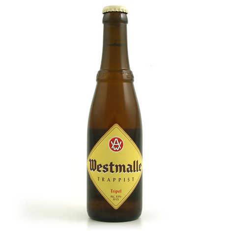 Brasserie Van Westmalle - Westmalle Trappist Trippel - Belgian Beer - 9.5%