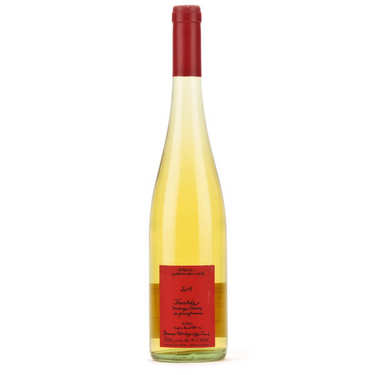 Organic Gewurztraminer Fronholz Late Harvest Wine