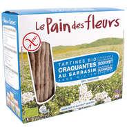 Le pain des fleurs - Le Pain des Fleurs au sarrasin sans sel ni sucre – sans gluten