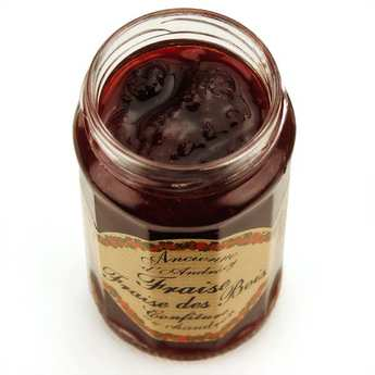 Andresy confitures - Strawberrie and Wild Strawberrie jam