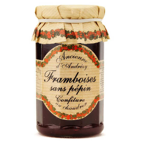 Andresy confitures - Seedless Raspberry Jam