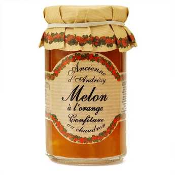 Andresy confitures - Melon and Orange Jam
