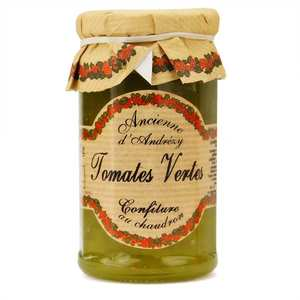 Andresy confitures - Green tomato Jam - 270g