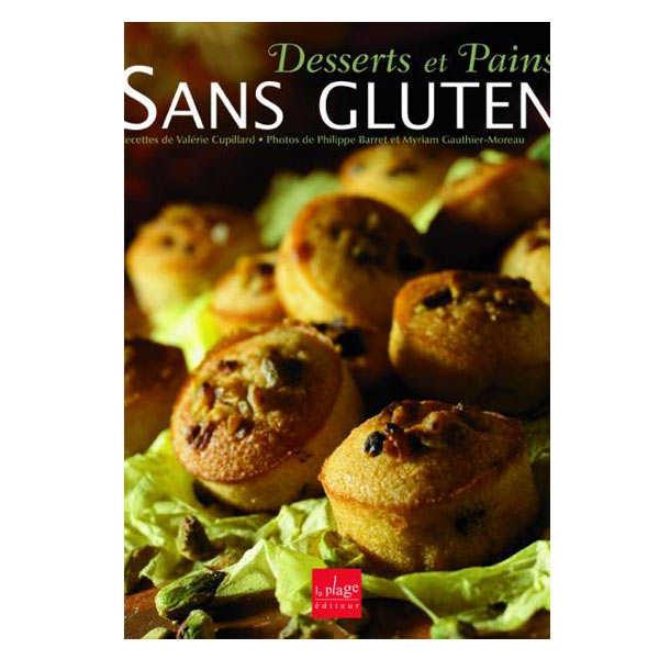 Desserts et pains sans gluten (french book)