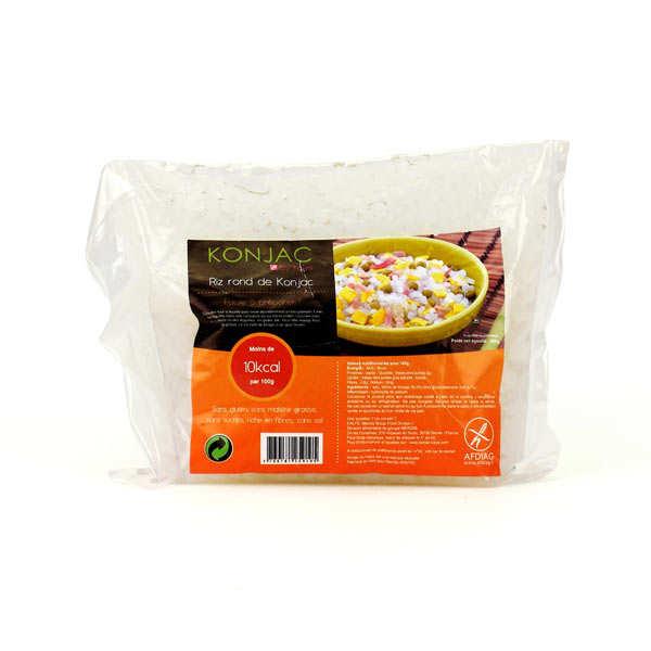 Gohan - Round rice konjac