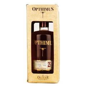 Opthimus - Opthimus 25 ans - rhum dominicain - 38%