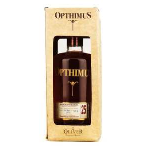 Opthimus - Opthimus 25 years-old - ron dominicain - 38%