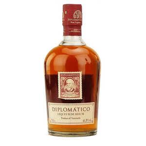 """Destilerias Unidas - Diplomatico """"liqueur de rhum"""" - Rum of Venezuela - 35%"""