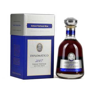 Destilerias Unidas - Diplomatico Single Vintage - Rhum du Vénézuela - 43%
