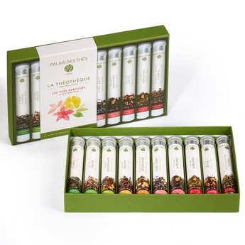 Palais des Thés - Collection of perfumed teas - Le Palais des Thés