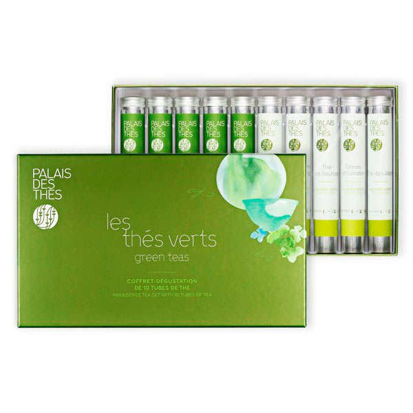 Green Tea Selection - Le Palais des Thés