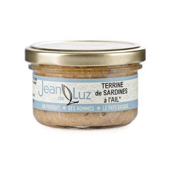 Batteleku - jean de Luz - Sardine terrine with garlic
