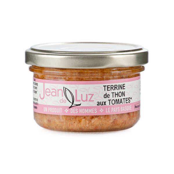 Tuna Terrine with Tomato