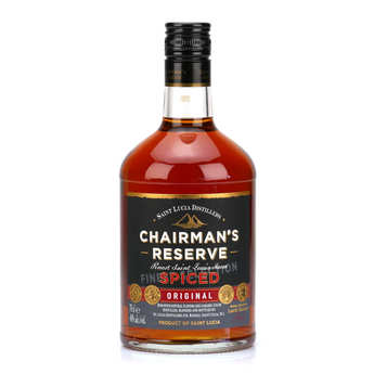 Santa Lucia Distillers - Chairman's Reserve Spiced rum of Sainte Lucie -40%