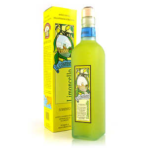Il Convento - Limoncello of Sorrento - lemon liqueur - 34%