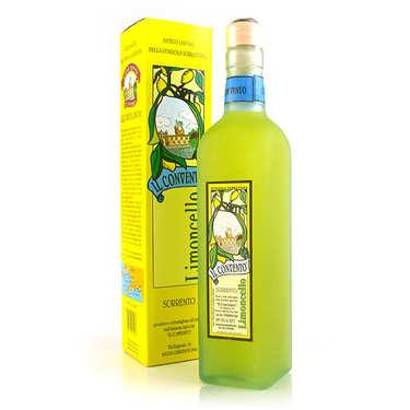 Limoncello of Sorrento - lemon liqueur - 34%