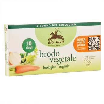 Alce nero - Bouillon de légumes bio - Cubes