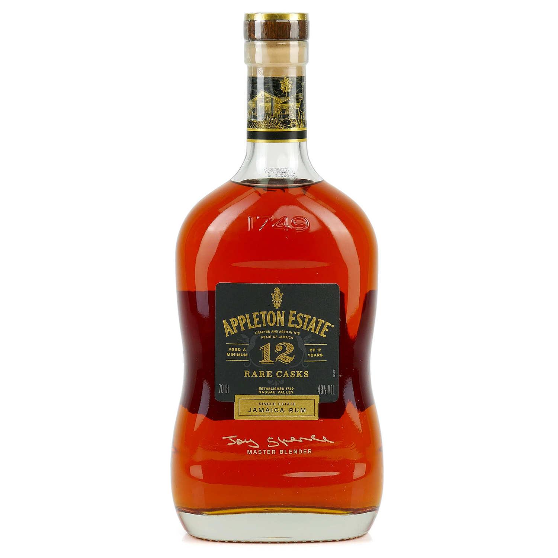 Appleton Estate Rare Blend 12 ans - Rhum de la Jamaïque - 43%