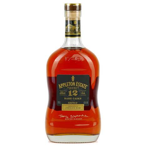Appleton - Appleton Estate Rare Blend 12 ans - Rhum de la Jamaïque - 43%