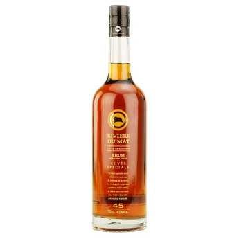 Riviere du Mât - Rivière du Mât Vieux - 3 to 5 years old - Rum of Réunion - 45%