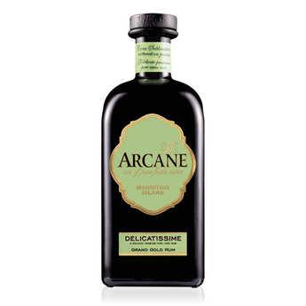 Arcane - Arcane Delicatissime rhum ambré de l'Ile Maurice - 41%