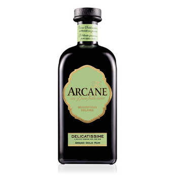 Arcane - Arcane Extraroma Mauritian Dark Rum - 41%